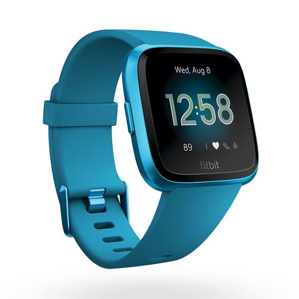 Fitbit Versa Lite Smartwatch in Marina Blue