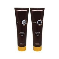 BUNDLE-2 Items : It's A 10 Miracle Defrizzing Gel 5 Fl. Oz. Pack Of 2