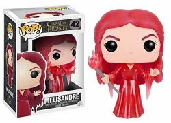 Funko Pop Game Of Thrones 42 Melisandre Translucent Exclusive