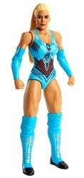 Wwe Action Figure In 6-INCH Scale With Articulation & Ring Gear