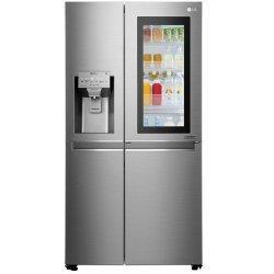 LG GC-X247CSBV 665l Stainless Steel Fridge with Water Dispenser