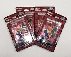 Yu-gi-oh Tcg: Speed Duel Scars Of Battle Blister Pks 4 BLISTERS 16 PACKS 64 Cards ...