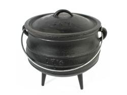 LK's Cast Iron Potjie Pot 7.8L