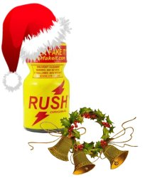 10% Rush Poppers Xmas Special