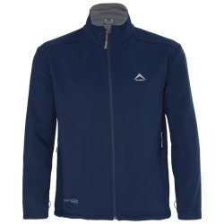 K-Way Men's Felixx Softshell Jacket - Navy
