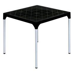 80CM Eco Table Black