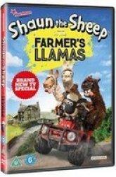 Shaun The Sheep In The Farmer's Llamas Dvd