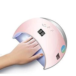 Portable Uv Nail Curing Lamp LED Nail Dryers For Gel And Regular Polish With Sensor For Acrylic Nails Nail Dryer Uv Light Curing