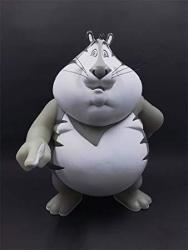 Ron English Fat Tony Monotone Designer Vinyl Figure