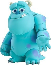 Good Smile Company Good Smile Monsters Sulley Deluxe Nendoroid Action Figure