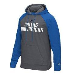 SLD Of The Adidas Group Adidas Nba Dallas Mavericks Men's Tip-off Pullover Hoodie 2XL Gray