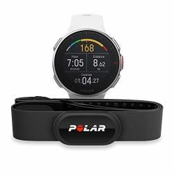 Polar Vantage V - Premium Gps Multisport Watch For Multisport & Triathlon Training Heart Rate Monitor Running Power Waterproof