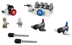 LEGO Star Wars Tm Action Battle Hoth Generator Attack