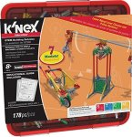 K'NEX Education - Intro To Simple Machines: Levers And Pulleys Set 178 Pieces For Grades 3-5 C