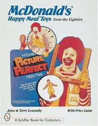 McDonald Happy Meal Toys from the Eighties