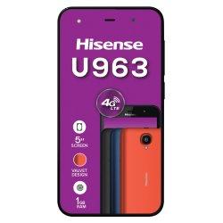 Hisense U963 Single Sim Black 8GB