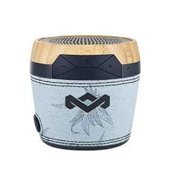 House Of Marley Chant MINI Bluetooth Portable Wireless Speaker Splash Resistant IPX4 Full Range Sound Integrated MIC For Use As