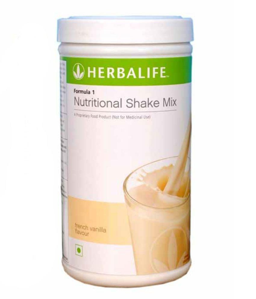 Herbalife 780g Formula 1 Shake Vanilla Prices | Shop Deals ...