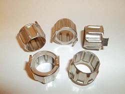 5 Pcs 126 Series Connector Lock Sleeve 126-1064-02 Amphenol Hexagonal Connector Clip Metal Ring