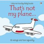 That's Not My Plane Board Book