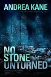 No Stone Unturned Hardcover