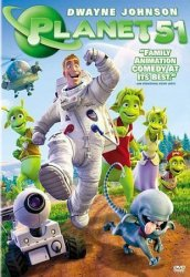 Planet 51 - Region 1 Import Dvd