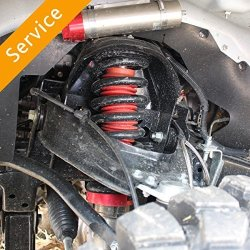 Automotive Strut Replacement - In Store