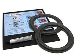 Pair Simply Speakers 8 Inch Foam Speaker Repair Kit Compatible with JBL 116A 116H FSK-8