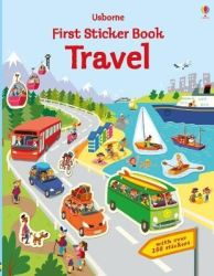 First Sticker Book Travel