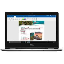 Dell Inspiron 13 7378 7000 Series 13.3IN. 2-IN-1 Touchscreen 128GB SSD Intel Core I3 7TH Gen 8GB Memory 2.4GHZ Convertible Windows 10 Laptop Gray I7