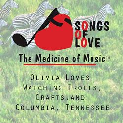 Olivia Loves Watching Trolls And Crafts Columbia Tennessee
