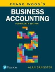 Frank Wood& 39 S Business Accounting Volume 2 Paperback 14TH New Edition