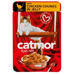 Catmor Adult Pouch 85 G