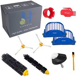 Hongfa Replacement Irobot Roomba 690 Parts 9PCS Replenishment Brush Wheel  Kits For Irobot Roomba 650 671 700 770 780 Vacuum Clea | R980 00 |
