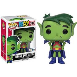 Funko Beast Boy As Martian Manhunter Toys R Us Exclusive : Teen Titans Go X Pop Tv Vinyl Figure & 1 Pop Compatible Pet Plastic Graphical Protector