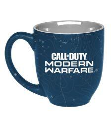Official Modern Warfare Two Color Mug Maps