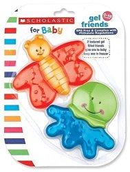 Regent Baby Products Corp. Scholastic Teether Gel Friends