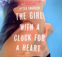 The Girl With A Clock For A Heart cd