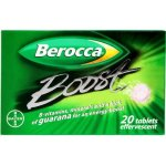 Berocca Boost Effervescent - 20 Tablets