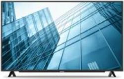 Sinotec STL-50U4BUM 50 Inch Ultra HD LED Android Smart Tv - Resolution 3840 X 2160 Brightness 290NITS Dynamic Contrast 5000:1 Re