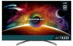 HISENSE Q8600 Quantum Dot Uled Televisions - 55 Inch