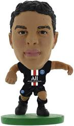 Soccerstarz - Paris St Germain Thiago Silva - Home Kit 2020 Version Figure