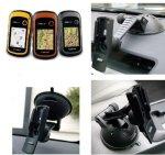 Multisurface Car Vehicle Dashboard Window Suction Mount For Garmin Etrex 10 20 30