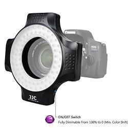 JJC Macro Ring Light For Dslr Macro Lens Such As Canon Ef 100MM F 2 8L EF-S  60MM F 2 8 MP-E 65MM F 2 8 1-5X NIKON Af-s Dx | R1565 00 | Handheld