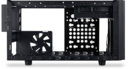 Cooler Master Elite 130 Black MINI Itx PC Chassis