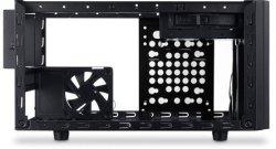 Cooler Master Elite 130 Black MINI Itx PC Chassis