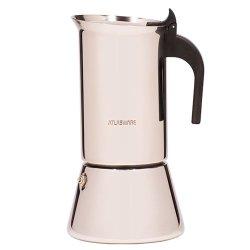 Atlasware Mocha Stainless Steel Coffee tea Pot