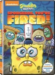 Spongebob Squarepants - You&#39 Re Fired Dvd
