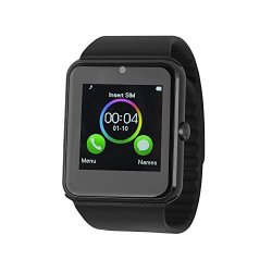 Bluetooth Luckiness Smartwatch Sweat Proof Anti-lost Wrist Watch With Sd Sim Card Slot Touch Scree