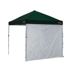 OZtrail Gazebo Compact Solid Wall Kit 2.4m in White